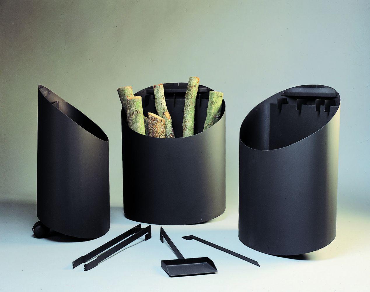 Brennholzablage Kamin Moderne Design