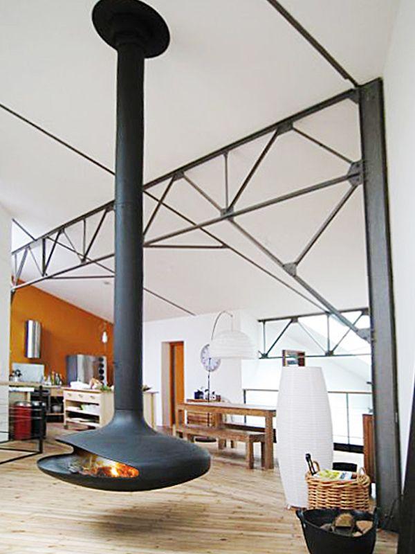 Designer Kamine gyrofocus focus