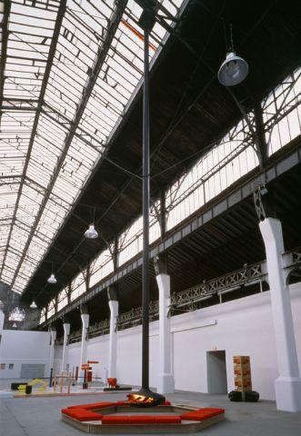 Ausgestellt im Nationalen Zentrum für Zeitgenössische Kunst (Grenoble)