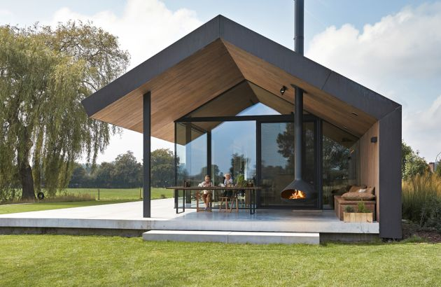 outdoor designkamine Ergofocus