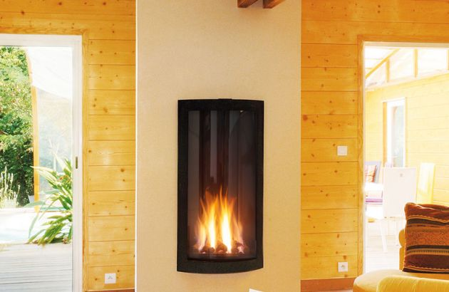 cheminée design Pictofocus1200 à gaz