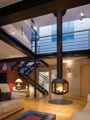 Moderne Kaminöfen | Focus